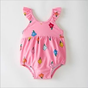 Hanna Andersson one piece swimsuit 85 or 2T